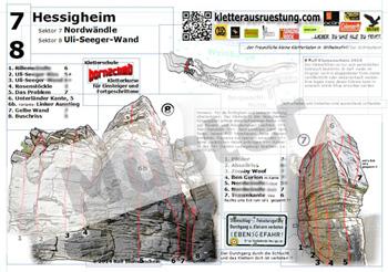 Topo Hessigheim Kletterführer zum download