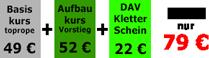 Klettern lernen in der Kletterschule München Thalkirchen Bad Tölz Heilbrunn