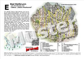 Kletterführer Bad Heilbrunn Topo download
