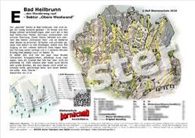 Kletterführer download topo bad heilbrunn