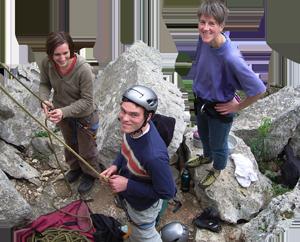Kletterkurs für Anfänger im Jahr 2018