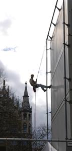 Höhenarbeiten in München