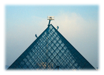 Höhenarbeiten: Fassadenreinigung