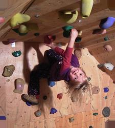 Kletterkurse für Kinder. Kinderklettern Heidelberg