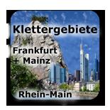 Klettergebiete Kletterhallen Frankfurt Mainz Rhein Main
