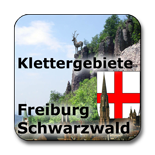Klettergebiete Kletterhallen Freiburg Schwarzwald