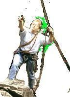 Kletterlehrer gesucht