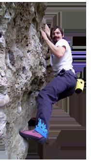 Aufbau Kletterkurs Klettertechnik
