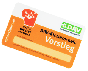 Kletterkurse mit Ziel DAV-Kletterschein in der Kletterschule born2climb