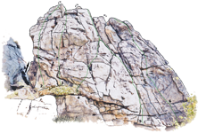 Klettersteig Quarzit Wand : Klettern info frankfurt lorsbach topo mainz rhein main