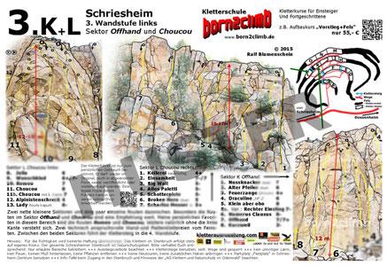 Kletterführer download topo schriesheim