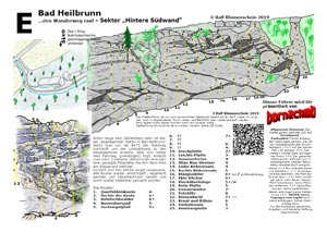 Bad Heilbrunn Topo-Kletterführer